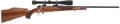 "Military & Patriotic:WWII, Weatherby Mark V ""Varmint Master"" Bolt-Action Rifle With 12X Redfield Scope...."