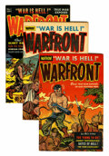 Golden Age (1938-1955):War, Warfront #1-39 File Copies Group (Harvey, 1951-67) Condition: Average VF.... (Total: 39 Comic Books)
