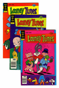 Bronze Age (1970-1979):Cartoon Character, Looney Tunes File Copies Group (Gold Key, 1977-81) Condition:Average FN.... (Total: 32 Comic Books)