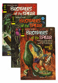 Bronze Age (1970-1979):Miscellaneous, Brothers of the Spear File Copies Group (Gold Key, 1973-82)Condition: Average FN.... (Total: 10 Comic Books)