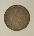 Mexico, Mexico: Republic Cap and Rays 8 Reales 1845 Ca-RG,...