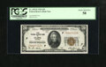 Small Size:Federal Reserve Bank Notes, Fr. 1870-F $20 1929 Federal Reserve Bank Note. PCGS Choice About New 58.. ...