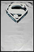 "Movie Posters:Action, Superman the Movie (Warner Brothers, 1978). One Sheet (27"" X 41"")Mylar Advance. Action. ..."
