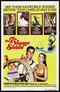 """Movie Posters:Fantasy, The 7th Voyage of Sinbad (Columbia, R-1975). One Sheet (27"""" X 41"""") Style A. Fantasy...."""