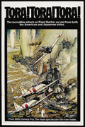 "Movie Posters:War, Tora! Tora! Tora! (20th Century Fox, 1970). One Sheet (27"" X 41"").War. ..."