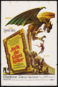 "Movie Posters:Fantasy, Jack the Giant Killer (United Artists, 1962). One Sheet (27"" X41""). Fantasy. ..."