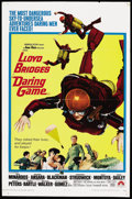 "Movie Posters:Drama, Daring Game (Paramount, 1968). One Sheet (27"" X 41""). Drama.Starring Lloyd Bridges, Nico Minardos, Michael Ansara, Joan Bla..."