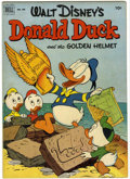 Golden Age (1938-1955):Funny Animal, Four Color #408 Donald Duck (Dell, 1952) Condition: FN+....