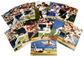 Autographs:Photos, 1995 Atlanta Braves Signed Photographs Lot of 13. Lot of 8x10photographs signed in sharpie of the greats of the 1995 Atlan...