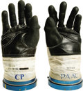 Explorers:Space Exploration, Russian Cosmonaut Gloves. A pair of gloves which were attached to a cosmonaut's space suit.... (Total: 1 Item)
