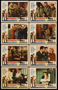 """Dondi (Allied Artists, 1961). Lobby Card Set of 8 (11"""" X 14""""). Comedy. ... (Total: 8 Items)"""
