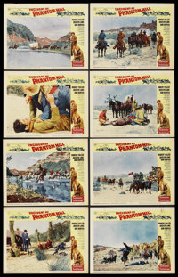 "Incident at Phantom Hill (Universal, 1965). Lobby Card Set of 8 (11"" X 14""). Western. ... (Total: 8 Items)"