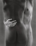 Photographs, RUTH BERNHARD (American, 1905-2006). Two Forms, 1963. Silver gelatin, 1976. 9-1/2 x 7-1/2 inches (24.1 x 19.1 cm). Editi...