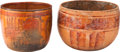 Antiques:Antiquities, A Lot of Two Maya Bowls... (Total: 2 Items)