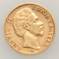 German States:Bavaria, German States: Bavaria. Ludwig II gold 10 & 20 Mark,... (Total:2 coins)