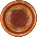 Antiques:Antiquities, A Maya Painted Tripod Bowl...