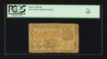 Colonial Notes:New York, New York February 8, 1788 10s PCGS Fine 15.. ...