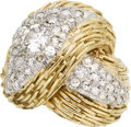 Estate Jewelry:Rings, Diamond, Gold Ring, Linz. ...
