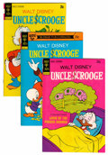 Bronze Age (1970-1979):Cartoon Character, Uncle Scrooge File Copy Group (Gold Key, 1974-77) Condition: Average NM-.... (Total: 7 Comic Books)