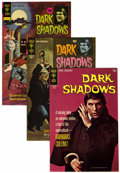 Silver Age (1956-1969):Horror, Dark Shadows #2, 10, and 20 File Copies Group (Gold Key, 1969-73)Condition: Average VF/NM.... (Total: 3 Comic Books)