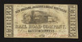 Obsoletes By State:Louisiana, New Orleans, LA- New Orleans, Jackson & Great Northern Rail Road Company $3 Nov. 16, 1861. ...