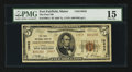 National Bank Notes:Maine, Fort Fairfield, ME - $5 1929 Ty. 2 The First NB Ch. # 13843. ...