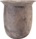 American Indian Art:Pottery, A MISSISSIPPIAN POTTERY VESSEL. c. 1000 - 1200 A. D....