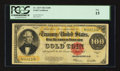 Large Size:Gold Certificates, Fr. 1215 $100 1922 Gold Certificate. PCGS Fine 15.. ...