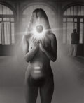 Photographs:Contemporary, JERRY UELSMANN (American, b. 1934). Untitled, 1981. Gelatinsilver, 1981. Paper: 14 x 11 inches (35.6 x 27.9 cm). Image:...