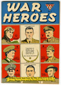 Golden Age (1938-1955):War, War Heroes #3 (Dell, 1943) Condition: VF/NM....