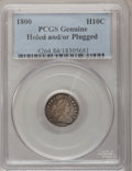 Early Half Dimes, 1800 H10C Genuine PCGS. V-1, LM-1, R.3....