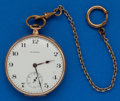 Timepieces:Pocket (post 1900), Howard 17 Jewel, 12 Size Pocket Watch. ...
