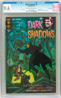 Bronze Age (1970-1979):Horror, Dark Shadows #9 File Copy (Gold Key, 1971) CGC NM+ 9.6 Off-white towhite pages....