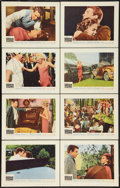 "Movie Posters:Drama, Splendor in the Grass (Warner Brothers, 1961). Lobby Card Set of 8 (11"" X 14""). Drama.. ... (Total: 8 Items)"