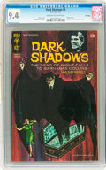 Bronze Age (1970-1979):Horror, Dark Shadows #8 File Copy (Gold Key, 1971) CGC NM 9.4 Off-white towhite pages....