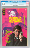 Bronze Age (1970-1979):Horror, Dark Shadows #7 File Copy (Gold Key, 1970) CGC NM 9.4 Off-white towhite pages....