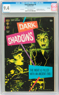 Bronze Age (1970-1979):Horror, Dark Shadows #6 File Copy (Gold Key, 1970) CGC NM 9.4 Off-white towhite pages....