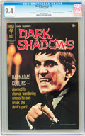 Silver Age (1956-1969):Horror, Dark Shadows #4 File Copy (Gold Key, 1970) CGC NM 9.4 Off-white towhite pages....
