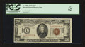Small Size:World War II Emergency Notes, Fr. 2305 $20 1934A Hawaii Federal Reserve Note. PCGS New 62.. ...