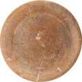 Antiques:Antiquities, A Maya Tripod Plate...
