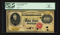 Large Size:Gold Certificates, Fr. 1225c $10000 1900 Gold Certificate PCGS Very Fine 25.. ...
