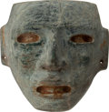 Antiques:Antiquities, Miniature Teotihuacan Mask...