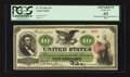 Large Size:Legal Tender Notes, Fr. 93 $10 1862 Legal Tender PCGS Apparent Choice New 63.. ...