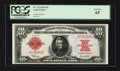 Large Size:Legal Tender Notes, Fr. 123 $10 1923 Legal Tender PCGS Gem New 65.. ...
