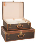 Luxury Accessories:Travel/Trunks, Two Louis Vuitton Medium Constellation Canvas Cases. ... (Total: 2Items)
