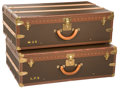 Luxury Accessories:Travel/Trunks, Two Louis Vuitton Large Constellation Canvas Cases. ... (Total: 2Items)