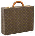 Luxury Accessories:Travel/Trunks, Louis Vuitton Classic Monogram Diplomate Classeur Case. ...