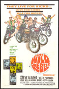 "Movie Posters:Exploitation, Wild Rebels (Crown International, 1967). One Sheet (27"" X 41"").Exploitation.. ..."