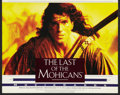 "Movie Posters:Adventure, The Last of the Mohicans (20th Century Fox, 1992). Lobby Card Setof 8 and Cover (11"" X 14""). Adventure.. ... (Total: 9 Items)"