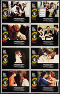 """Movie Posters:Hitchcock, Frenzy (Universal, 1972). Lobby Card Set of 8 (11"""" X 14""""). Hitchcock.. ... (Total: 8 Items)"""